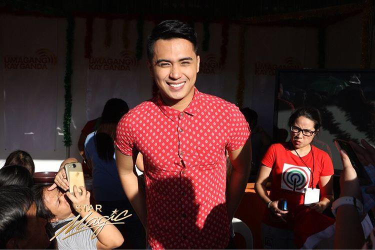 Kapamilya artists at the Bida Kapamilya #IsangPamilyaTayo Event