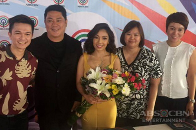 PHOTOS: Jona is now officially under Star Magic