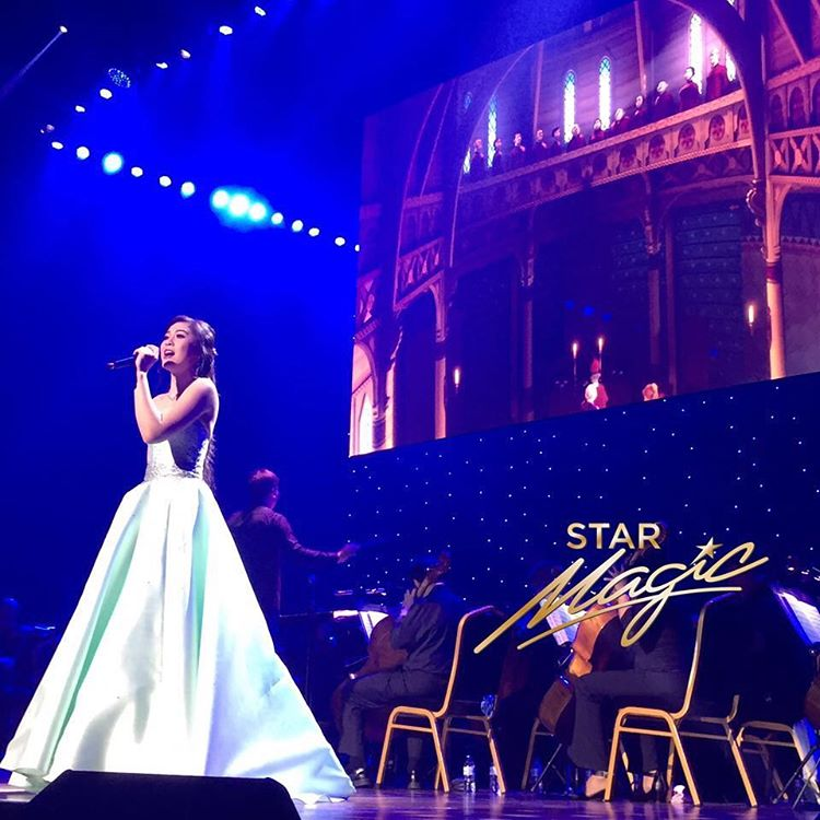 PHOTOS: Janella at Disney in Concert