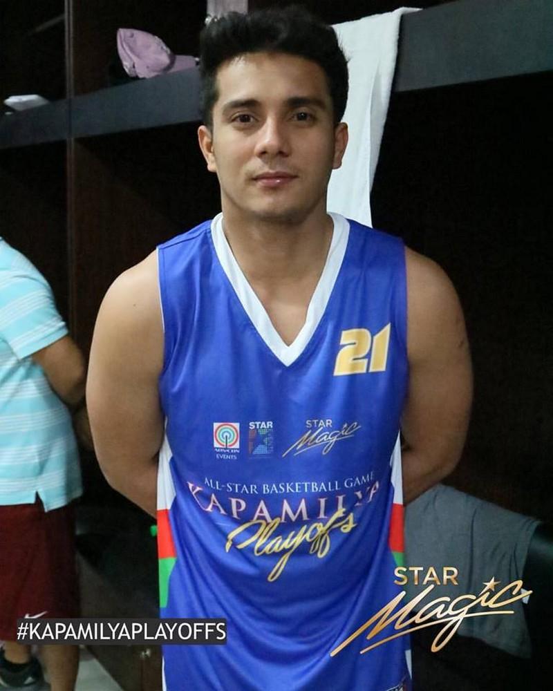 PHOTOS: Star Magic Artists at the All-Star Basketball Game Kapamilya Playoffs 2016