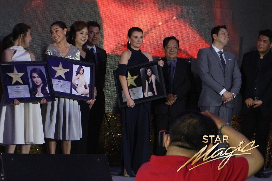 PHOTOS: Liza, Angelica, Jodi & Shaina's Walk Of Fame