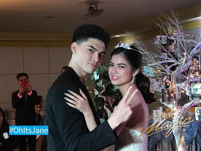 Girltrend Jane De Leon Celebrates Her 18th Birthday