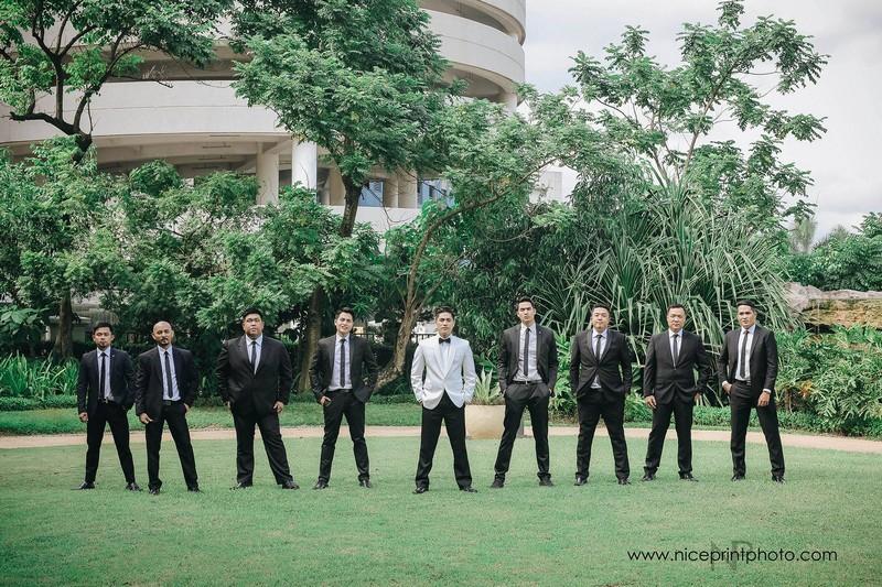 PHOTOS: Star Magic artists at #CastilloNaSiAbad Wedding