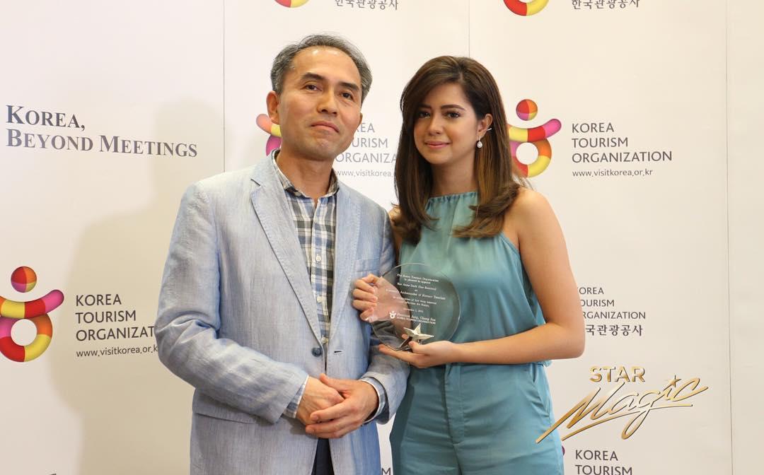 PHOTOS: Sue Ramirez as the new Honorary Ambassador for Korean Tourism