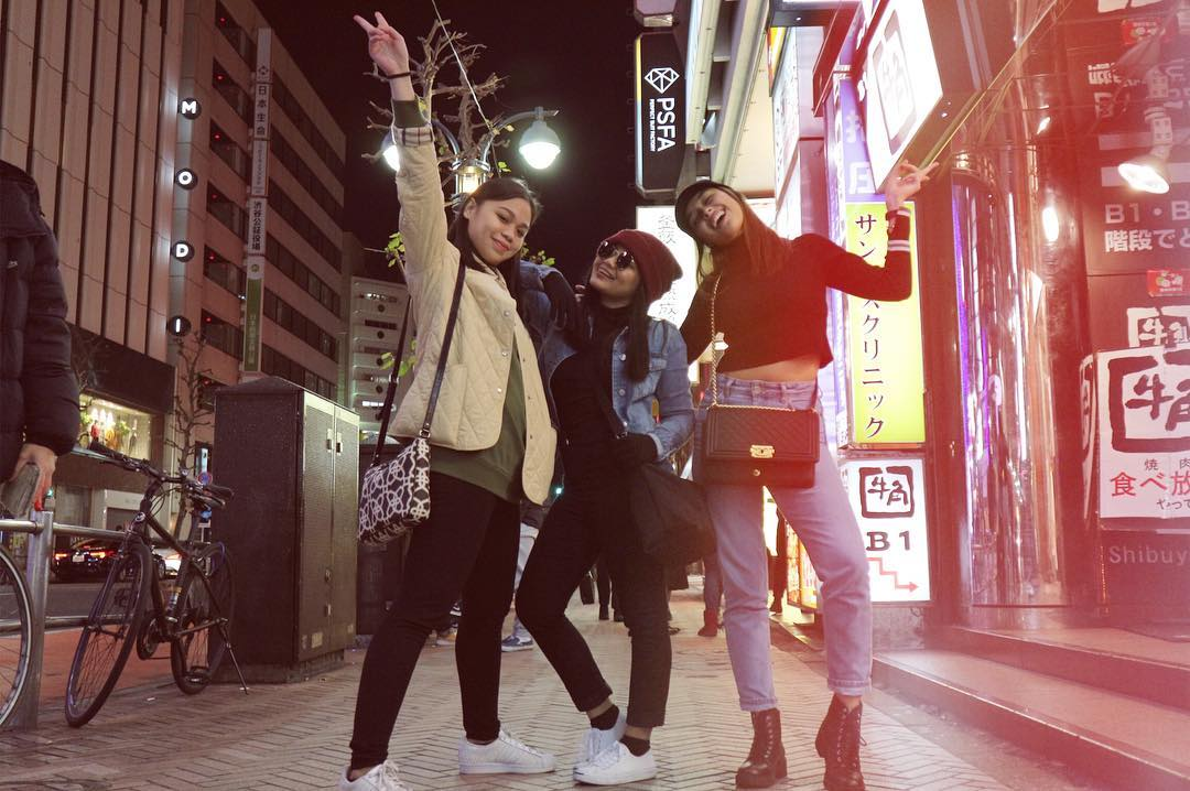 PHOTOS: Liza's birthday vacay in Japan