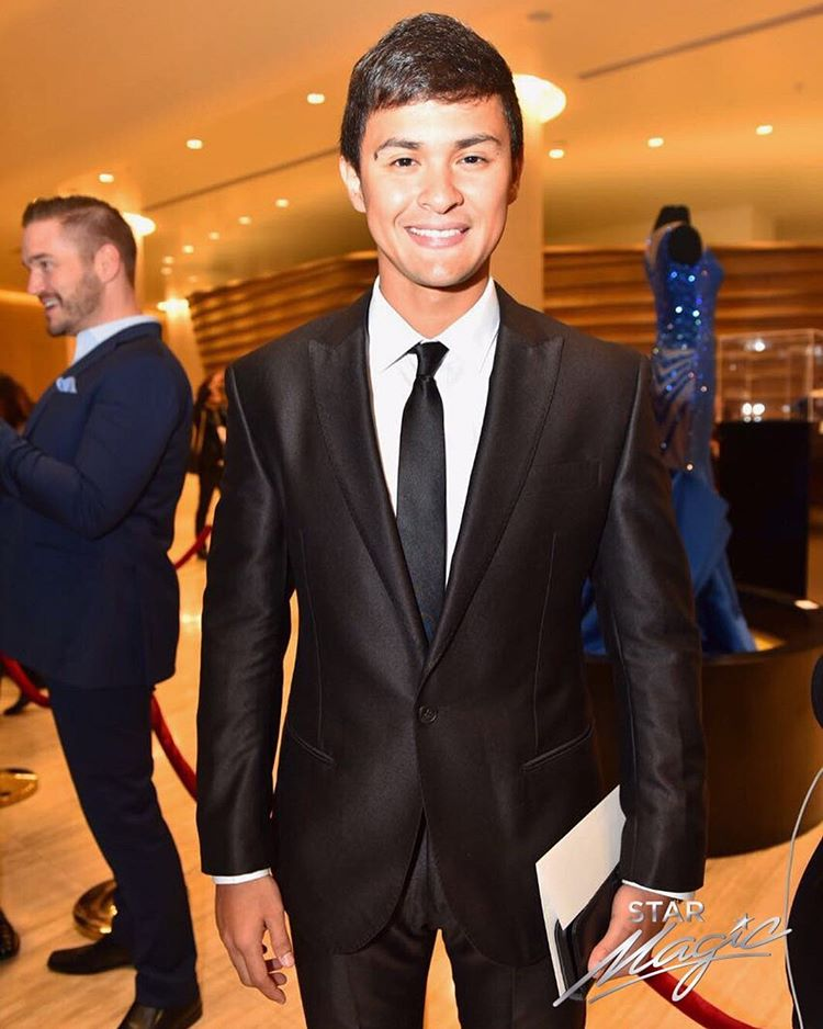 PHOTOS: Enrique and Matteo at the Miss Universe National Auction for the benefit of PAFPI