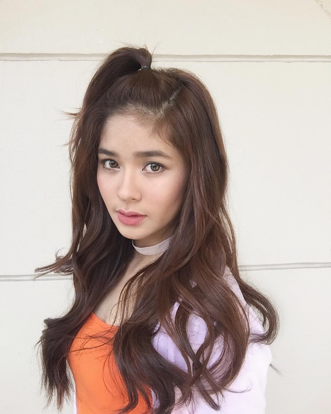 24 times Loisa Andalio nailed the choker trend