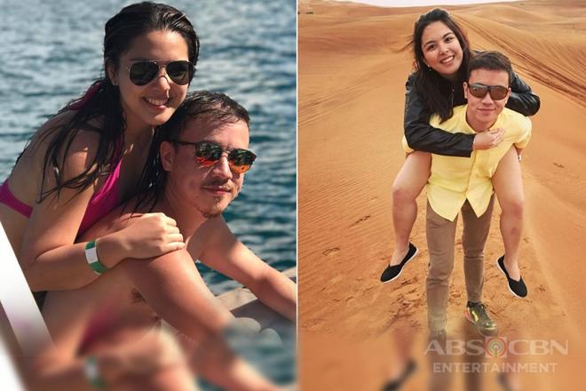 LOOK! Halik star Ria Atayde kasama ang isa sa espesyal na lalaki sa buhay niya!