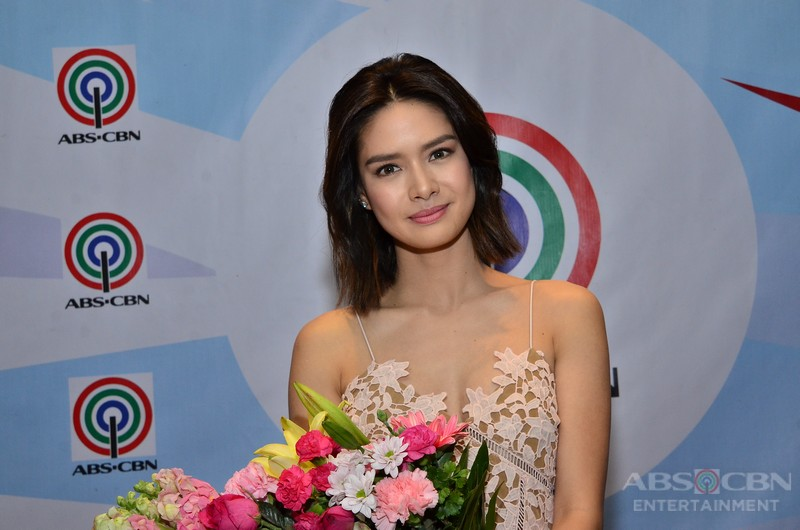 PHOTOS: Erich Gonzales renews contract with ABS-CBN
