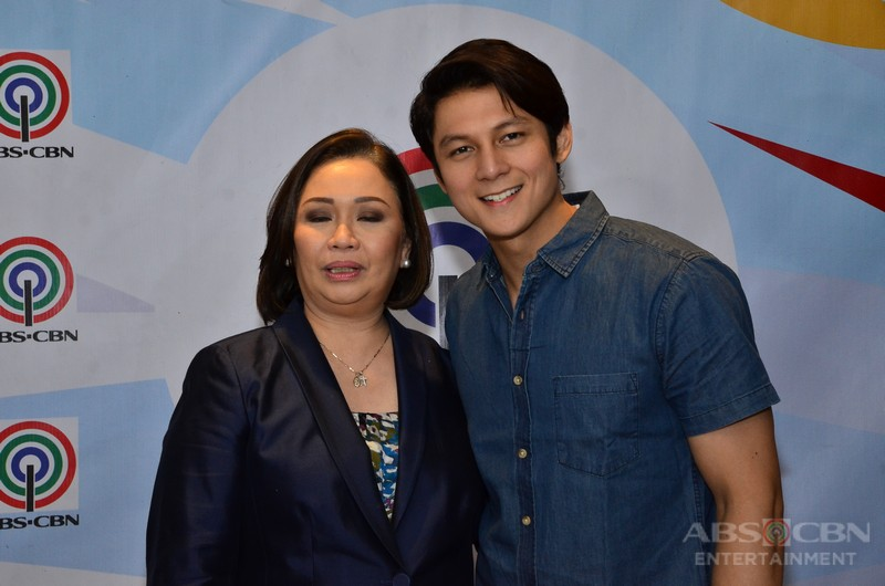 PHOTOS: Joseph Marco signs contract with ABS-CBN