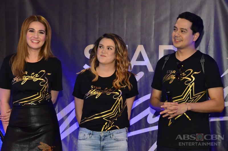 PHOTOS: Star Magic Silver Anniversary Presscon
