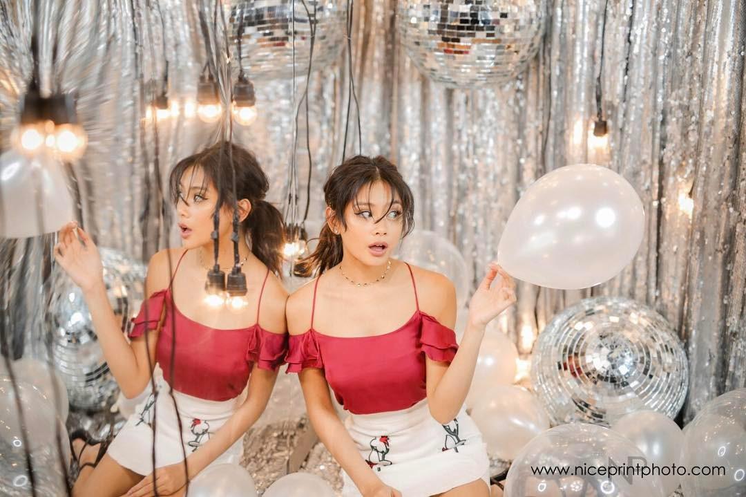 Ylona Garcia's Pre-Birthday Photo Shoot