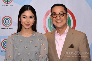 PHOTOS: Julia Barretto is still a Kapamilya