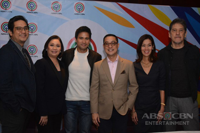 PHOTOS: Sam Milby signs contract with ABS-CBN