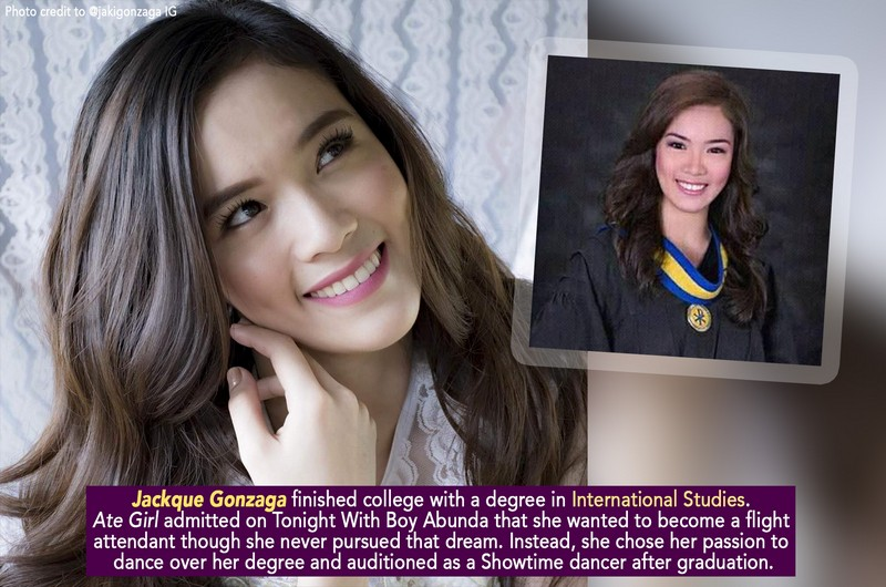 ALAMIN: Ilan sa Kapamilya celebrities at ang kanilang mga kinuhang kurso sa kolehiyo!