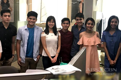 Star Magic welcomes PBB Lucky Teens