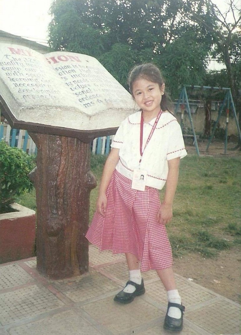 16 signs young Kisses Delavin was about to make a name for herself!