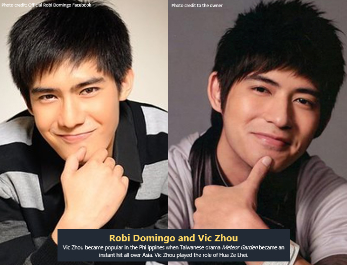10 Celebs And Their Asian Star Doppelgangers