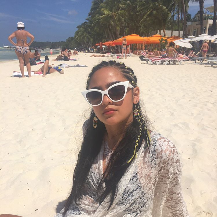 PHOTOS: Andrea's summer escapade