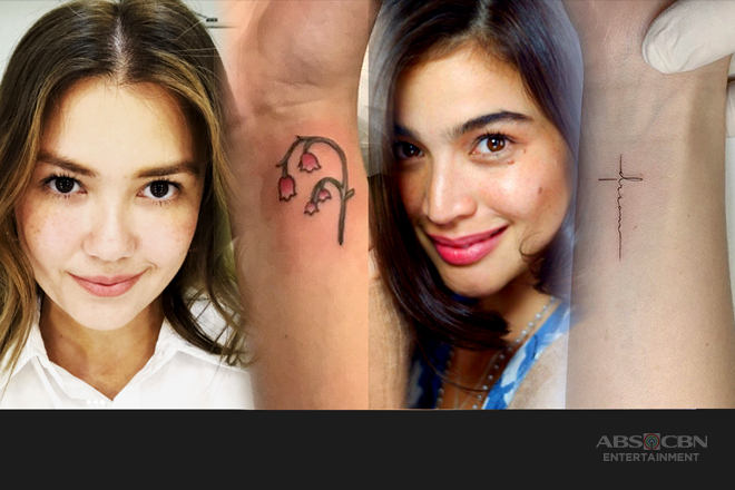 IN PHOTOS: 28 Tattoos of Kapamilya stars that will inspire you to get one!