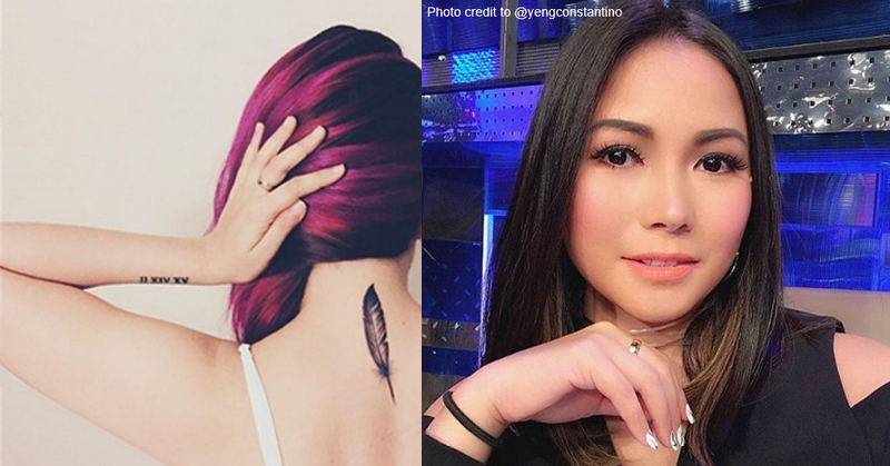 19 Celebrities with cool tattoos that would make you want to get inked