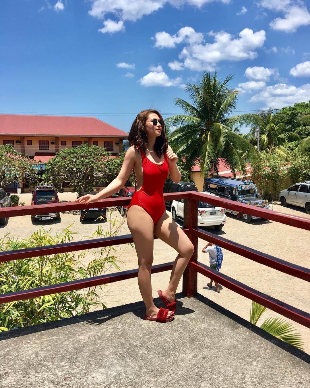 These 26 photos of Erin Ocampo proved that she's the new hottie in town