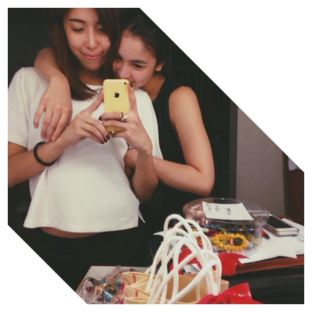 26 Photos that would make you want to be part of the Barretto sisters