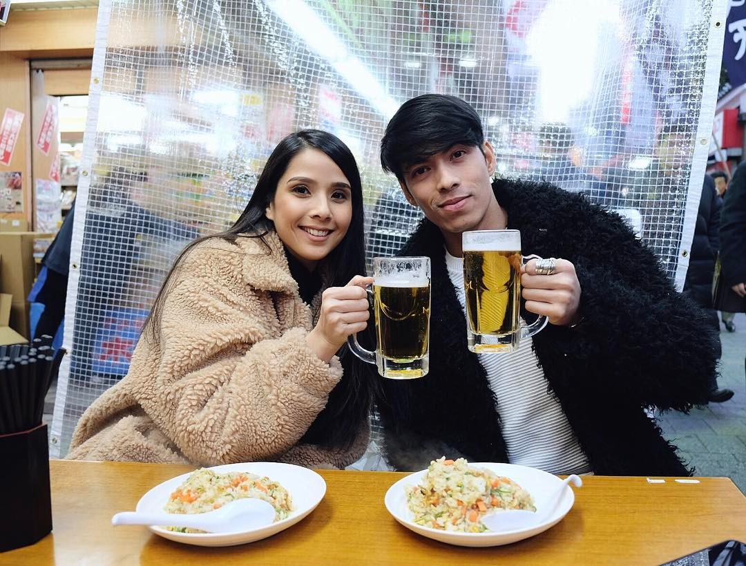 88 Times Maxene & Rob Were Everybody's #CoupleGoals