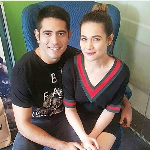 IN PHOTOS: 21 signs that show Bea and Gerald might actually be an official couple already