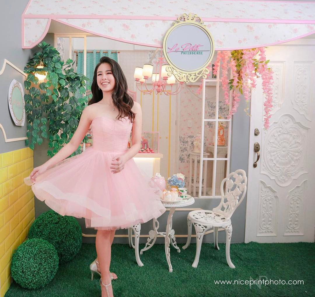 IN PHOTOS: Kisses turns into a princess in her pre-debut shoot