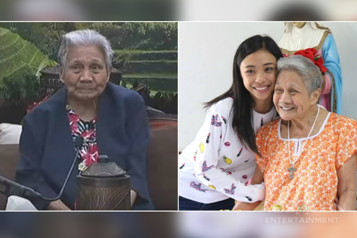 PHOTOS: Maymay reunites with Lola Pina
