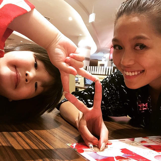 17 photos that proved forever still exist for Miho