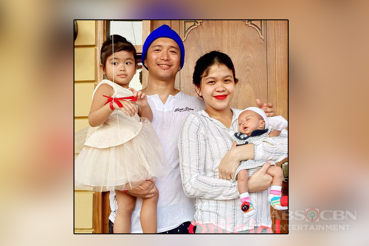 IN PHOTOS: Melai and Jason celebrate Baby Stela's 1st month