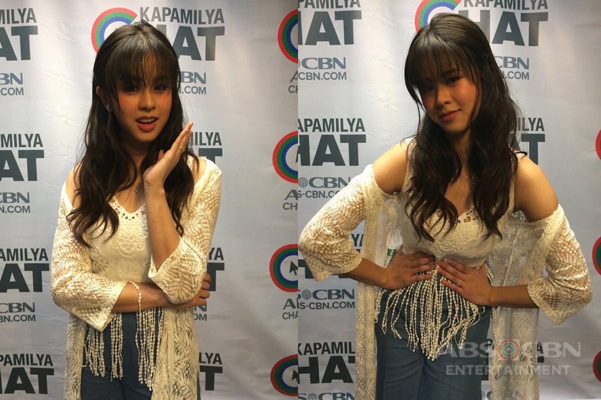 LOOK: 6 signature poses of Kisses Delavin