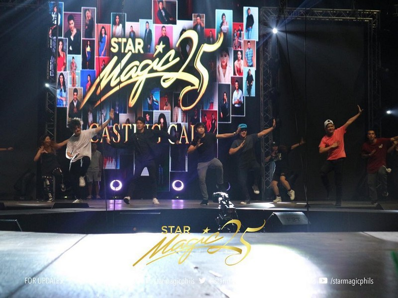 REHEARSAL PHOTOS: Star Magic 25th Anniversary Party on ASAP