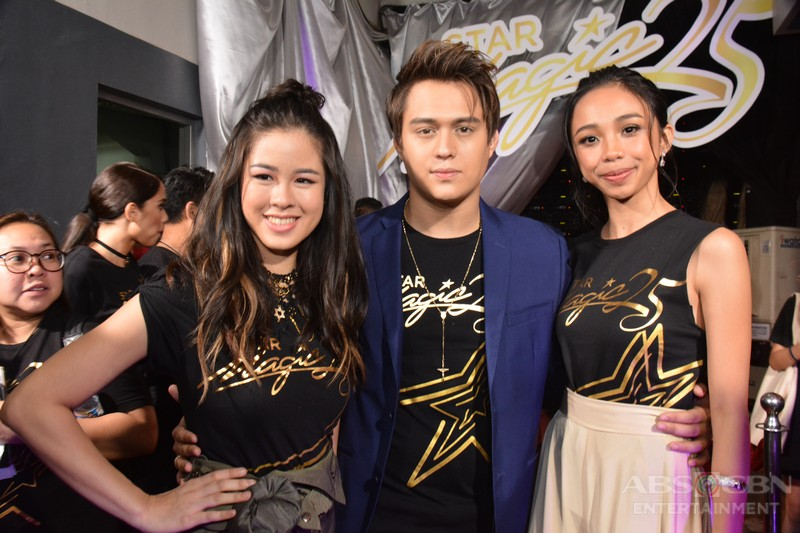 Unexpected reunions at the Star Magic 25th Anniversary on ASAP