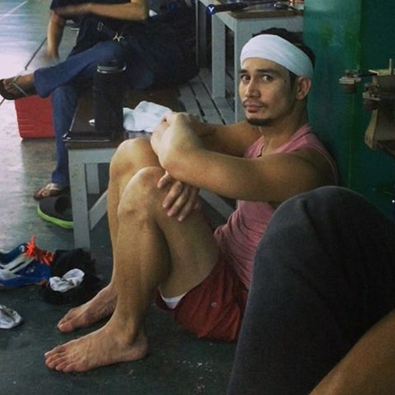 46 off cam photos of Piolo Pascual that proved he's human too