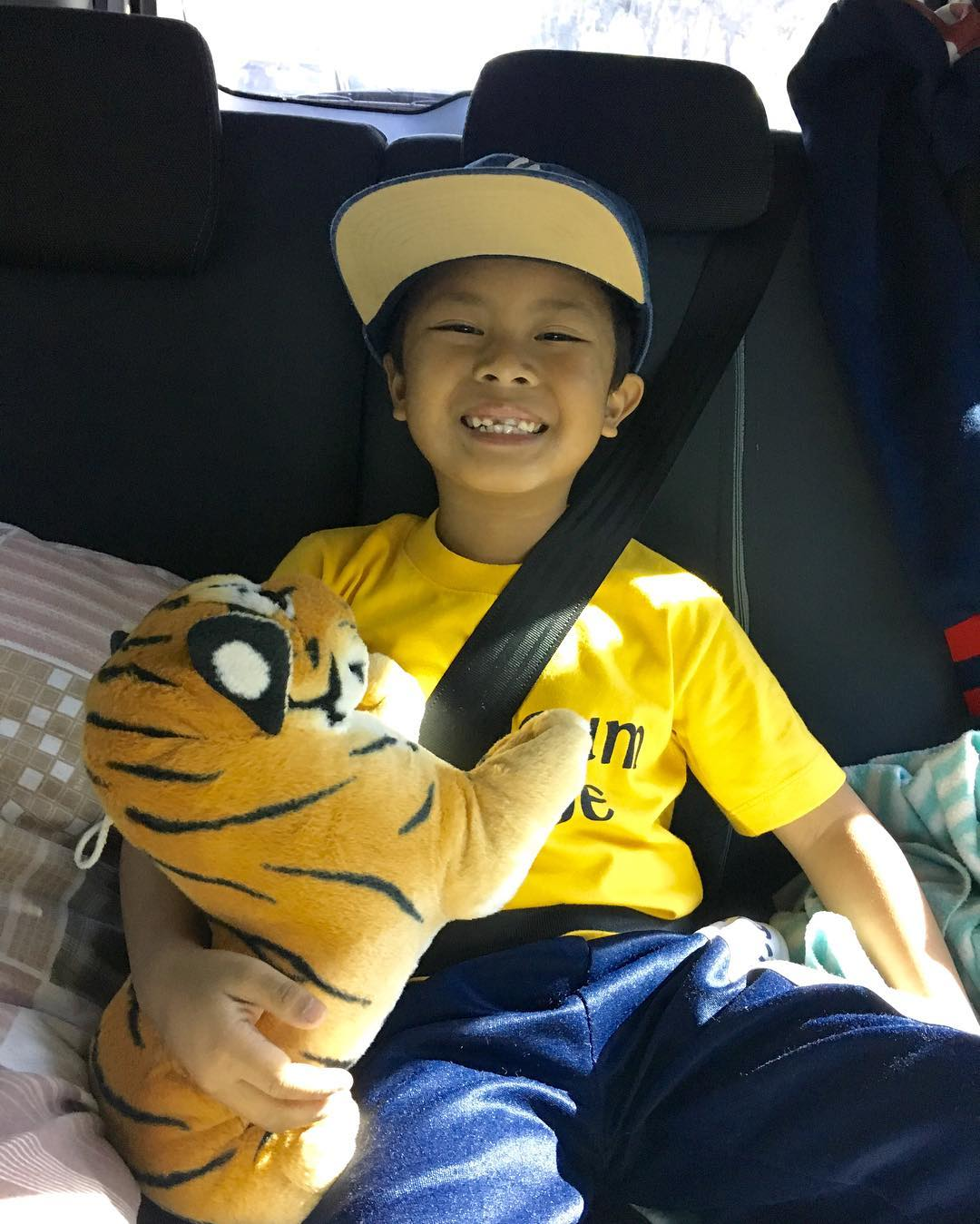 """33 Cute photos of Xymon """"Onyok"""" Pineda that would make him the perfect """"Ding"""" of this generation!"""