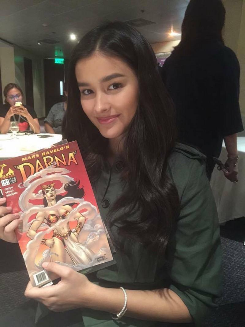 PHOTOS: Liza Soberano is the new Darna