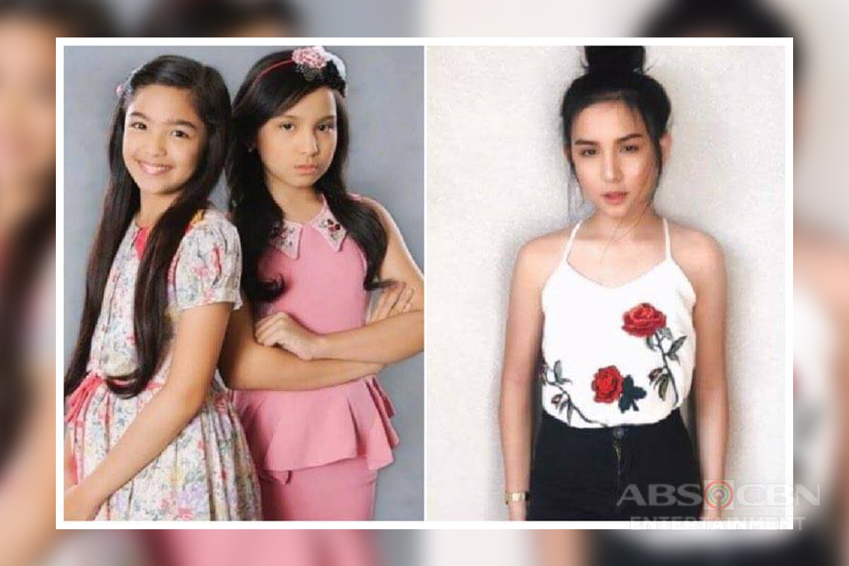 37 photos of Kyline Alcantara that show how she transformed into a beautiful teen star