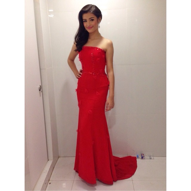 27 time Liza Soberano wore the color of Darna