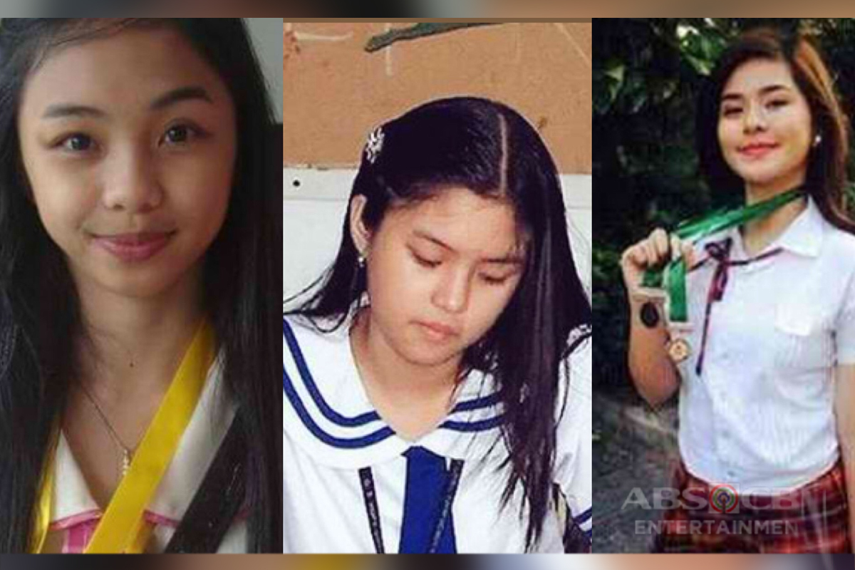 IN PHOTOS: What your fave celebrities looked like as students