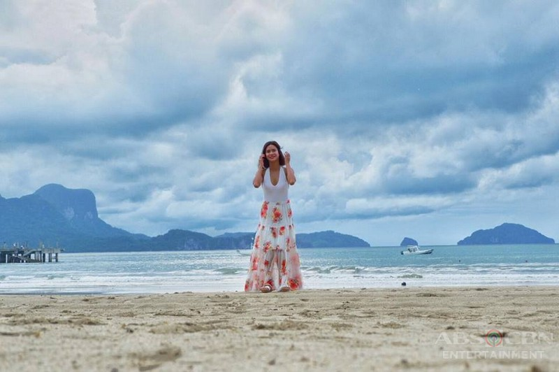 Erich Gonzales sets the online world ablaze with her newest photos!
