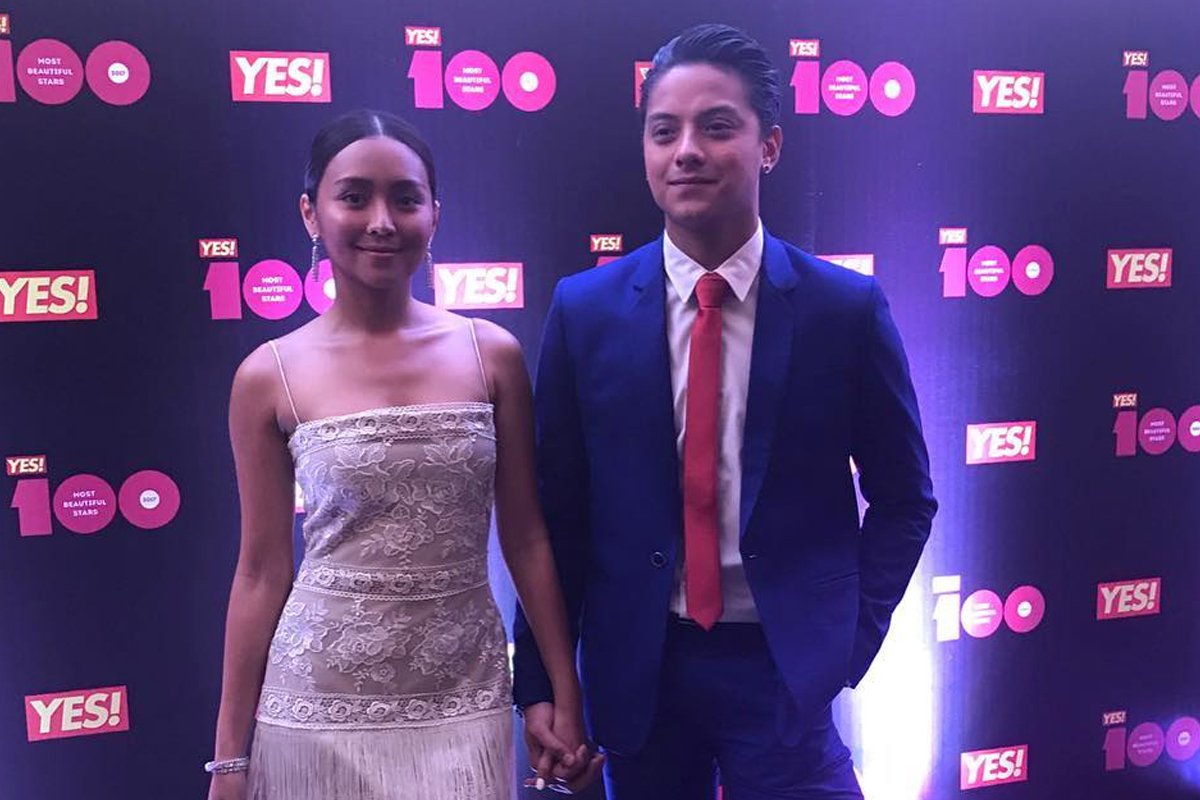 KathNiel hailed as Most Beautiful Stars of 2017