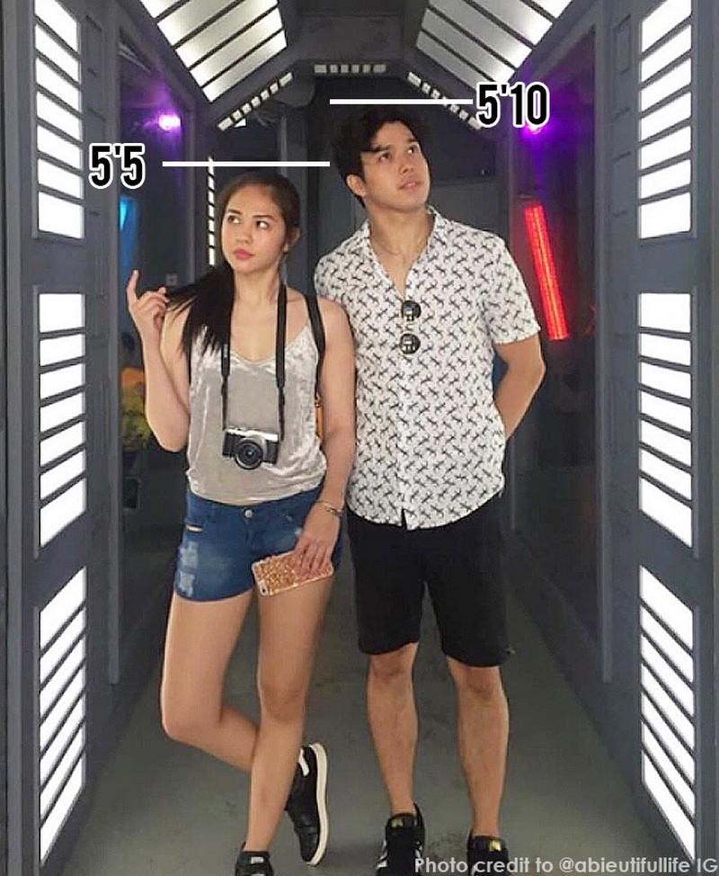 average height of filipino male