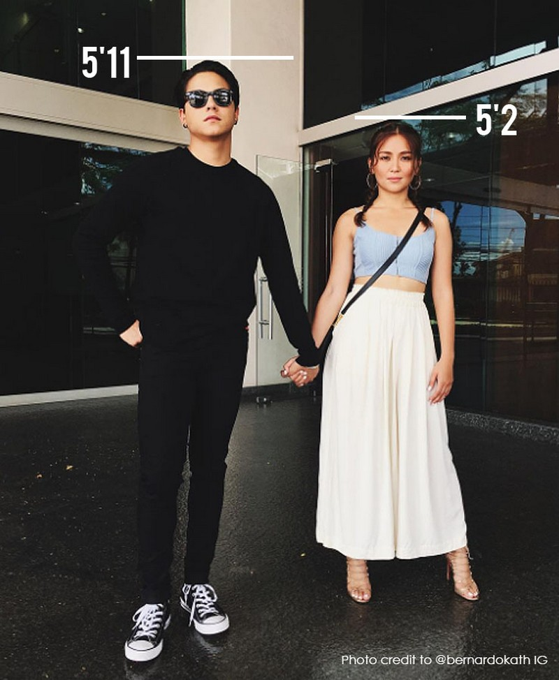 How tall are your fave celebs? Click here and be surprised!
