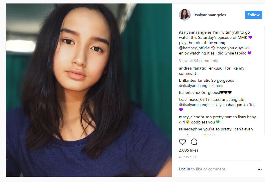 WATCH OUT! There's a new leading lady in the making and she's Alyanna Angeles