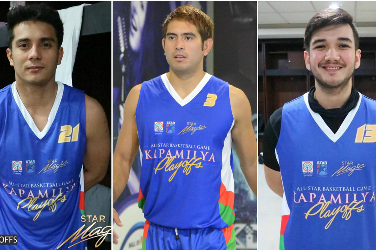 Star Magic All-Star Game 2017: Meet The Players of Team Gerald
