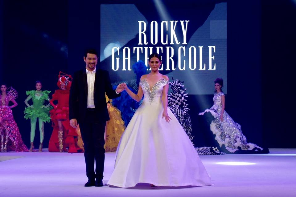 LOOK: Bea Alonzo stuns in elegant Rocky Gathercole creation