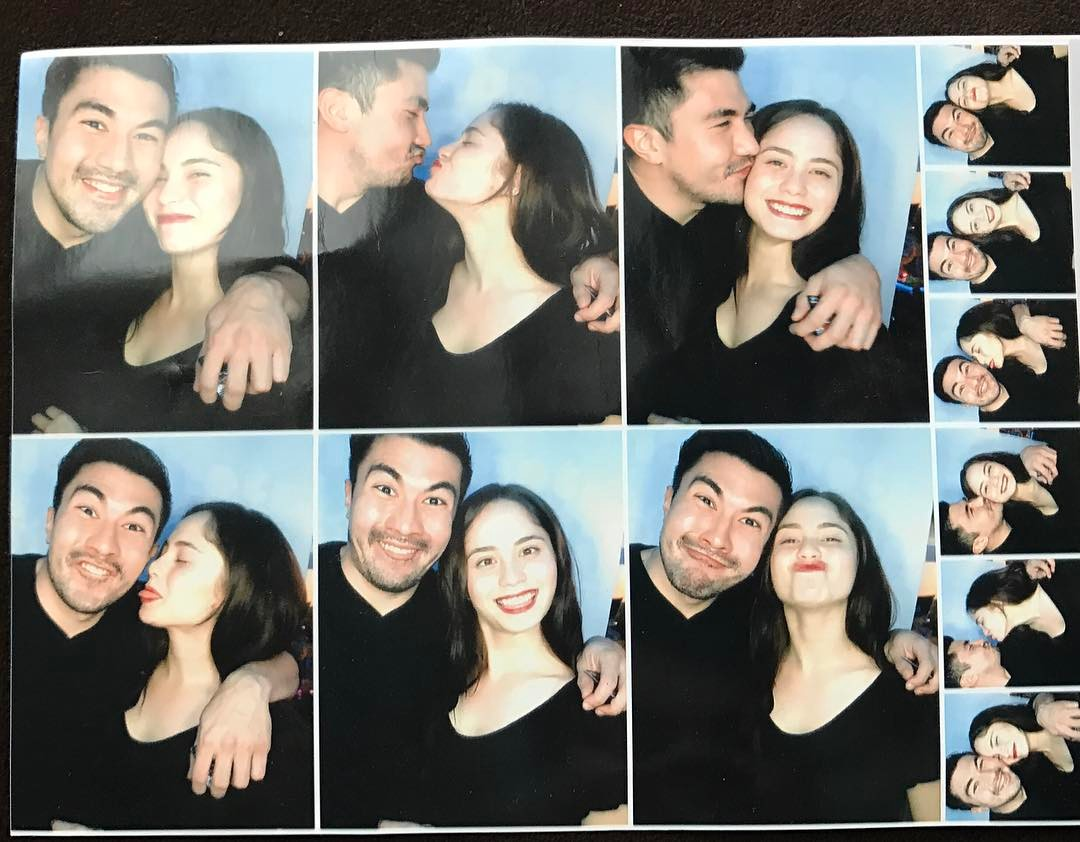 See Jessy and Luis' strong love in these 27 photos